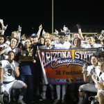 Casteel Football Wins 3A State Championship