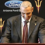 ASU Football Introduces Herm Edwards as Head Coach