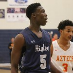 Higley Two-Sport Star Jason Harris Thriving For Knights