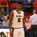 Steady, Versatile Juniel Pacing Brophy Basketball