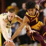 Dickie V Lowers Arizona St. on his Weekly Ballot