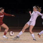 GALLERY: Photos From Desert Ridge and Boulder Creek Girls Soccer