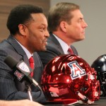 GALLERY-Kevin Sumlin Introduction at Arizona