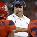 Rich Rodriguez Dives In On Arizona Coaching Vacancy
