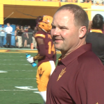 NOTEBOOK-Shakeup on ASU Staff, Casualty of Coaching, Look West for Bowl Game