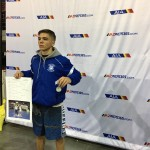 Three State Wrestling Titles for Safford's Finch