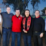 Rising FC Brand Reaching China