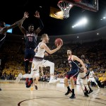 GALLERY-Arizona v Arizona State Hoops