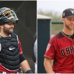 Newcomers Avila, Boxberger Open Camp With D-backs