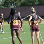First-Year Ladies Lacrosse at ASU has San Diego flare