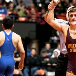 ASU Wrestling Preparing For NCAA Championships