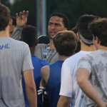 New Arcadia Coaching Staff Holds Combine To Meet Players