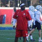 Arizona's Kevin Sumlin on Being COVID-19 Positive
