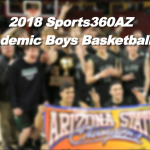 2018 All-Academic Boys Basketball Team (4A-6A)