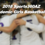 2018 All-Academic Girls Basketball Team (1A-3A)