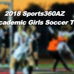2018 All-Academic Girls Soccer Team (1A-4A)