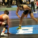 Sun Devils Hit The Mat At NCAA Tournament