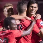 Sellout Crowd Watches Rising FC Cruise to Victory