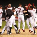 D-backs sweep Dodgers in first meeting of 2018