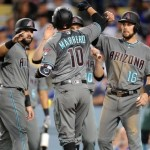 Number Crunch – D-backs Win Series Against Dodgers