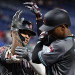Diamondbacks continue series win streak with win over Phillies