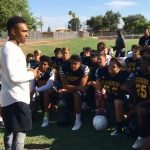 "Valle Luna ""Making a Difference"" Christian Kirk"