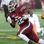 Cardinals Select Fordham Running Back Chase Edmonds in 4th Round