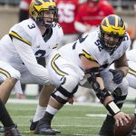 Cardinals Draft Michigan Center Mason Cole In Third Round
