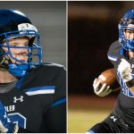 Chandler's Conover, Liebrock Take Official Visit to ASU