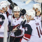 Coyotes ready to put 2017-18 behind them, look ahead to what is to come