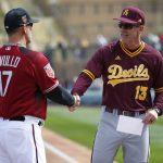 ASU baseball head coach Tracy Smith returning for 2019 season
