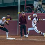 GALLERY: ASU VS New Mexico State -Softball Regionals