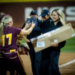 GALLERY: Game 2 NCAA Softball Super Regionals- ASU vs South Carolina