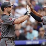 Diamondbacks sweep Rockies, remain atop NL West