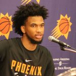 Phoenix-Native Marvin Bagley III Works Out for Suns