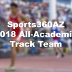 2018 All-Academic Track Team
