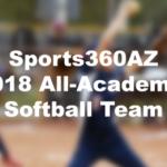 2018 All-Academic Softball Team