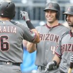 By the Numbers: D-backs Sweep Pirates