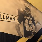 Pat Tillman's Alma Mater Visits Arizona for First Time