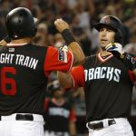D-backs hold lead in NL West as California road trip begins