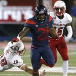 Wildcats Cruise Past Southern Utah