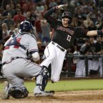 D-backs' mistakes costly in series loss to Braves, challenge of Rockies awaits
