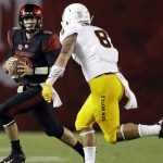ASU Football Not Able to Complete Comeback Against SDSU