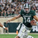 MSU's Lewerke Hoping For Happy Homecoming