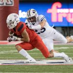 GALLERY- Arizona vs BYU
