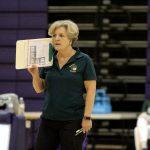 McKenzie, Horizon Volleyball Celebrate Milestone