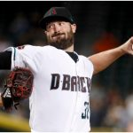 Ray leads D-backs past Padres to end skid
