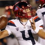 Tate Out, Rodriguez In for Wildcats
