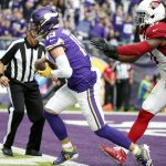 Same Offensive Script, Cardinals Lose to Vikings