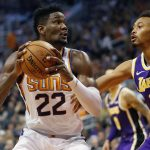 Deandre Ayton Facing NBA Suspension